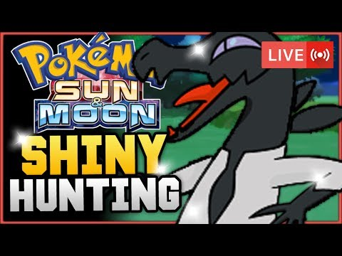 Pokémon Sun & Moon LIVE Shiny Hunting! Hunting For Shiny Salandit! w/ HDvee