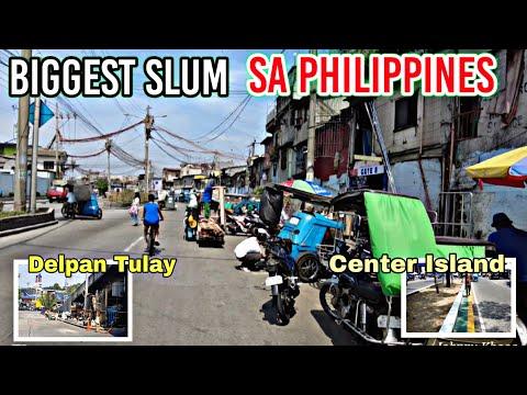BIGGEST SLUM SA PHILIPPINES | GANITO NA NGAYON |