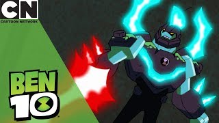 Ben 10 | Diamondhead Gets an Upgrade | Cartoon Network