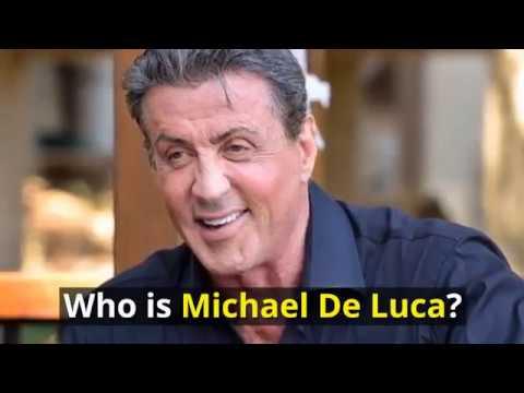 24h  Mike De Luca Sylvester Stallone  WHO IS MICHAEL DE LUCA?