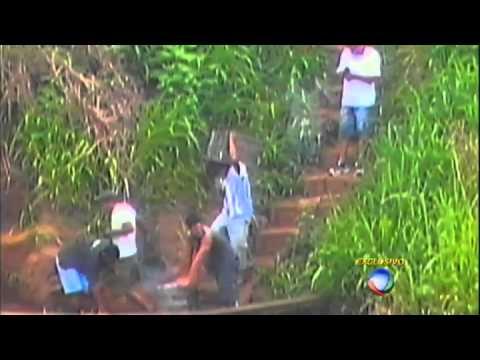 """Série """"Fronteiras do Tráfico"""". Como a maconha entra no Brasil."""