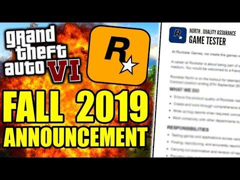 HUGE Rockstar Reveal