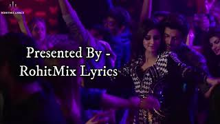 Dheeme dheeme video song lyrics