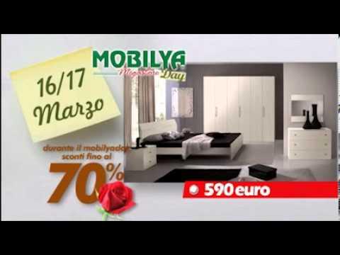 Mobilya day grande festa della primavera d youtube for Mobilya caserta