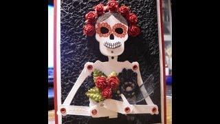 Halloween Card Series - Card #17 - Día de los Muertos