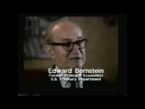 Gold Standard - Great Depression Fallout & Federal Reserve Market Manipulation - Edward Bernstein