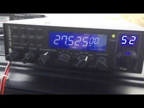 11Meter DX Greece CB Radio
