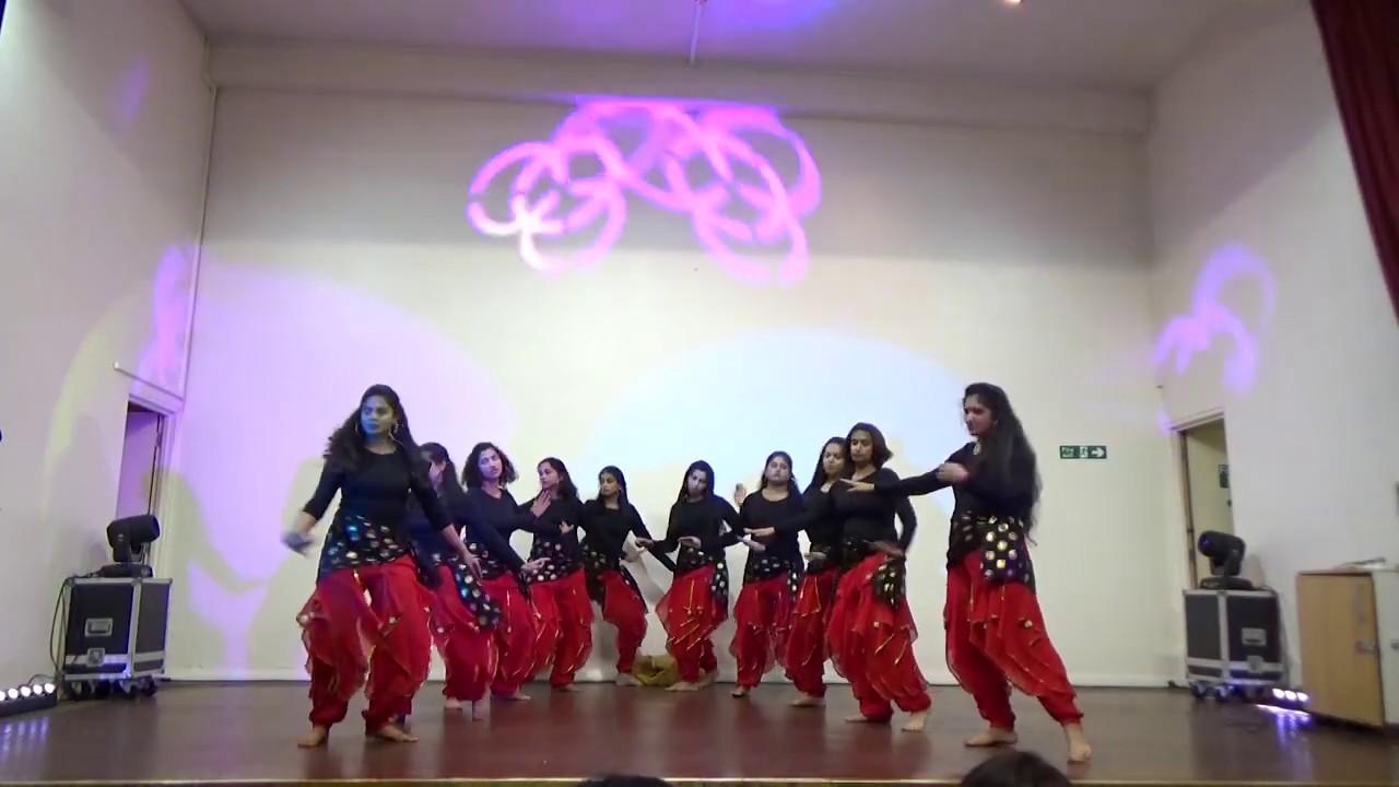 IIW INSPIRING INDIAN WOMEN PRESENT DANCE FOR A CAUSE BY SANDIP SOPARRKAR