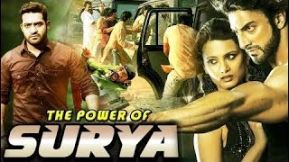 The Power Of SURYA (2016) | Hindi Dubbed South Action Movie | Full HD Movie