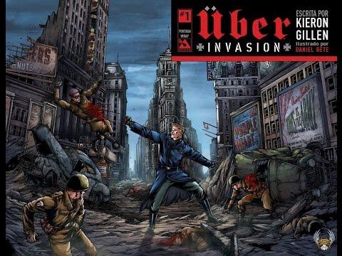 ÜBER INVASION # 1 [ESP] 2017