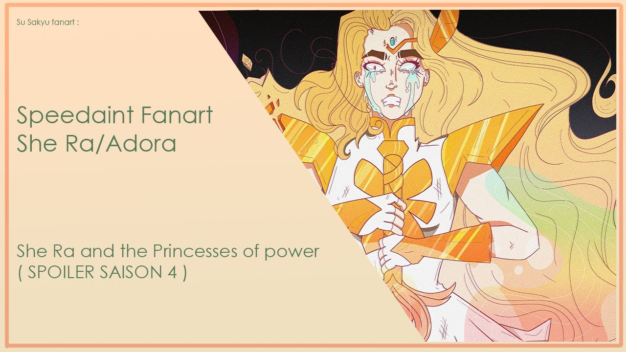 she ra princesses of power fanart