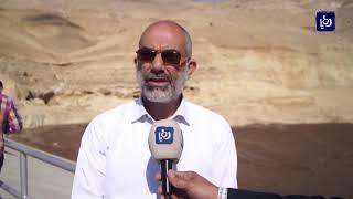 وزارة المياه تنفي مسؤوليتها عن كارثة البحر الميت