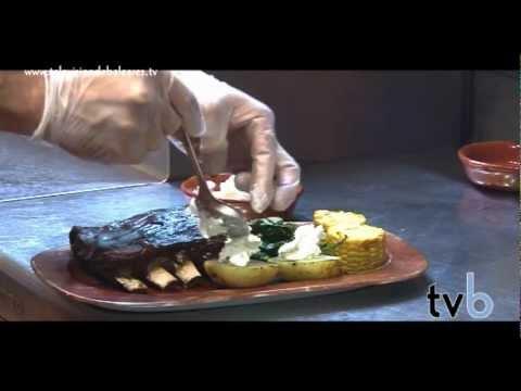 La Receta del Chef de Diablito Portixol:  Ribs BBQ. Restaurante Palma.