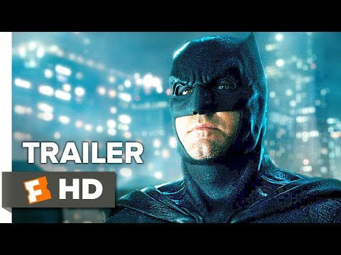 The Justice League Part One Movie Hd Trailer