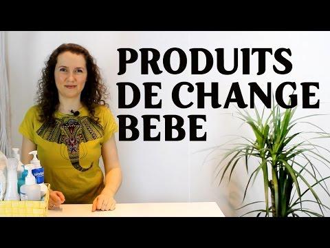 Produits de change pour bébé   Baby changing products