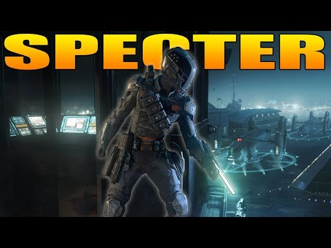 Specter – Specialist Character Story (Call of Duty: Black ops 3 & 4)