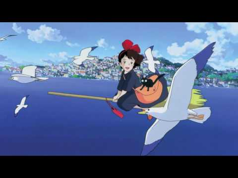 kikis delivery service town with an ocean view piano sheet