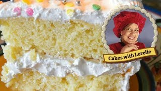 Basic Yellow Cake Recipe