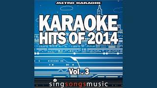 Steal My Girl (Karaoke Version)