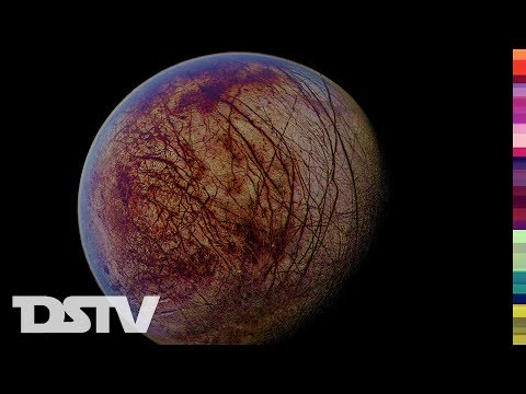 EXPLORING EUROPA: A POTENTIALLY HABITABLE WORLD - SCIENCE LECTURE