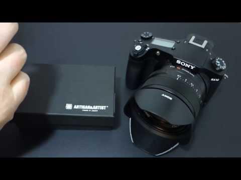 Artisan & Artist ACAM 115 Kameragurt | Foto Fotografie Photographie Photography