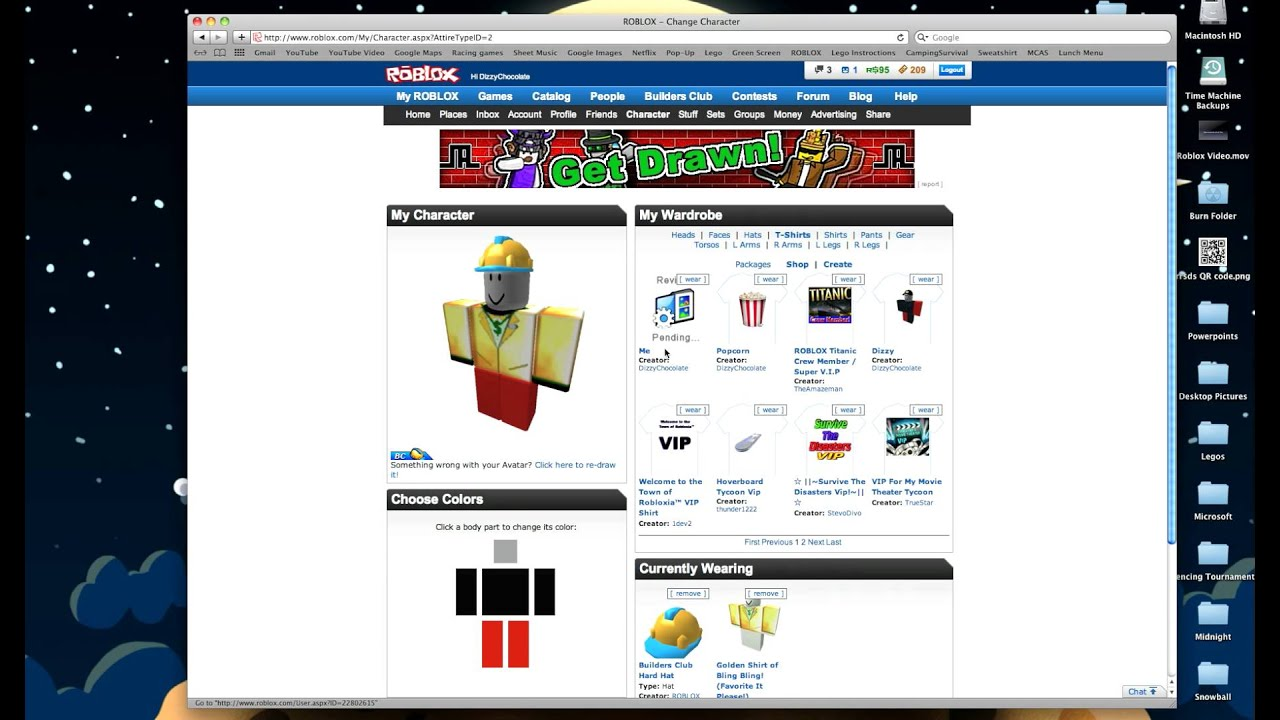 How to sell a t-shirt on Roblox - YouTube