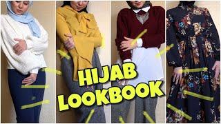 HIJAB LOOKBOOK | НАРЯДЫ И ХИДЖАБ