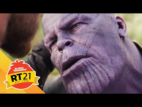21 Most Memorable Movie Moments: The Snap from Avengers: Infinity War (2018)