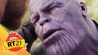 Thanos Snaps Half the Universe to Dust in 'Avengers: Infinity War' | RT's 21 Most Memorable Moments