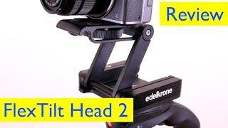 Edelkrone Flextilt Head 2 Pan/Tilt Head Unboxing, Setup and Review