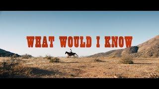 Смотреть клип Jeremy Loops - What Would I Know