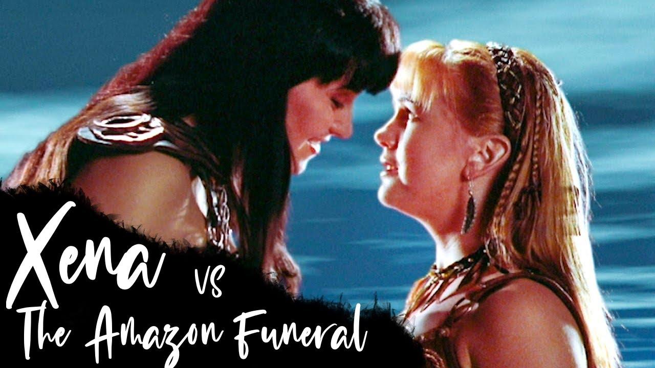 Download Xena vs The Amazon Funeral  |  Warrior Princess Playback
