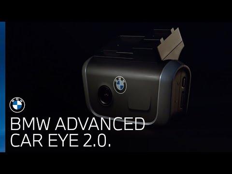 Bmw Advanced Car Eye 2 0 Youtube