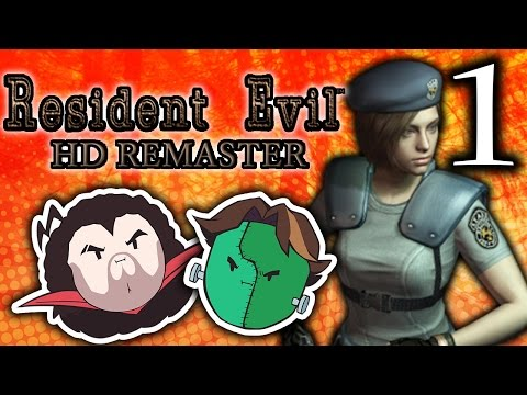 Resident Evil HD: Ugly Zombie Dogs - PART 1 - Game Grumps |
