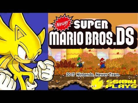 SS1014 Plays: Newer Super Mario Bros DS (Part 3)