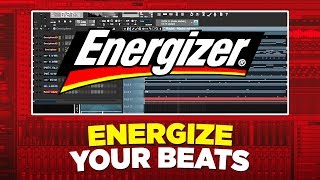 HOW TO MAKE BEATS WITH ENERGY IN FL STUDIO 2019