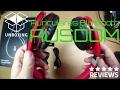 Unboxing Auriculares Bluetooth AUSDOM de diadema plegables