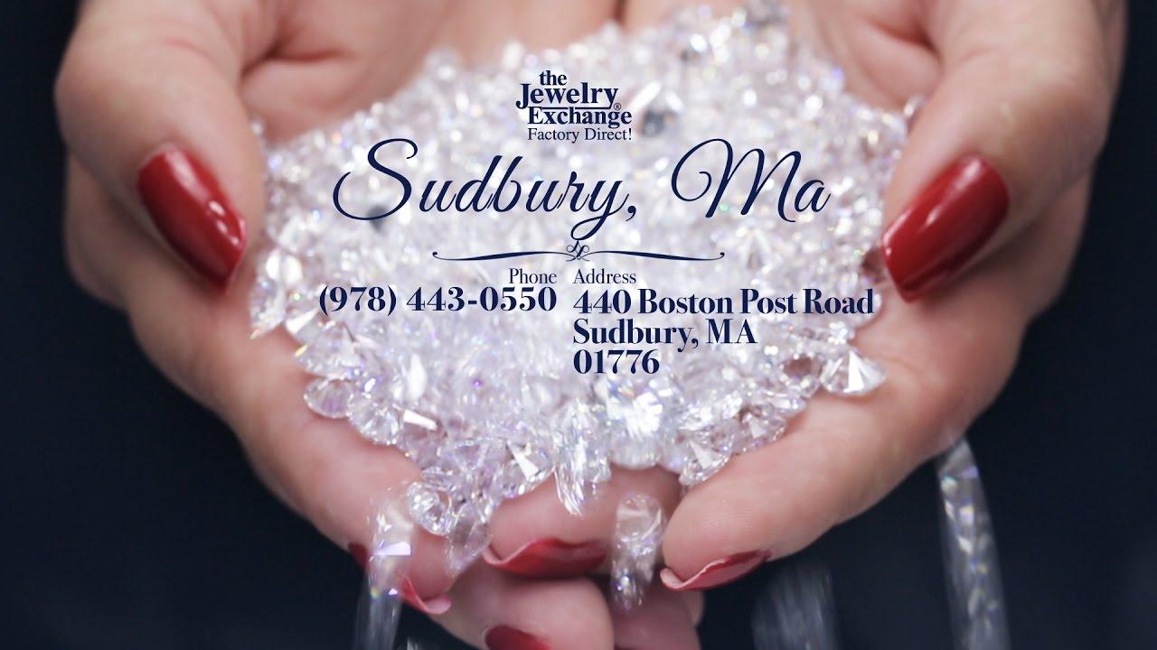 The Sudbury Jewelry Exchange Factory Direct Prices