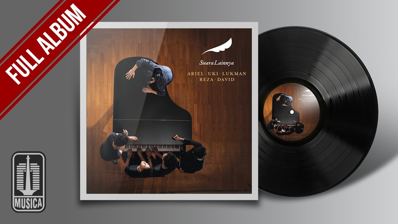 Download Full Album Noah - Suara Lainnya   Album Instrumental (High Quality Audio)
