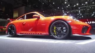 Salon de l'automobile de Genève 2017