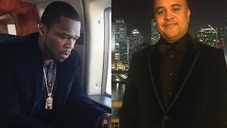 50 Cent Takes Shots at Irv Gotti on Murda Mook Post