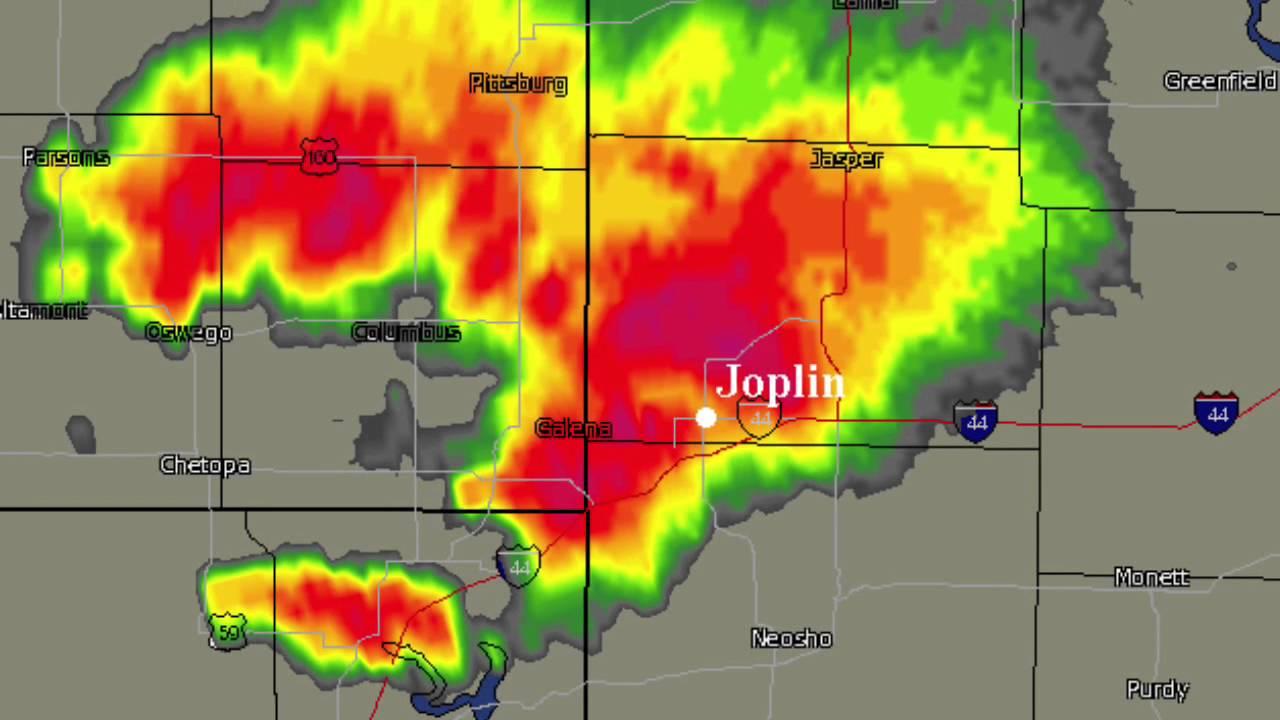 I Survived The Joplin Tornado, 2011 - YouTube