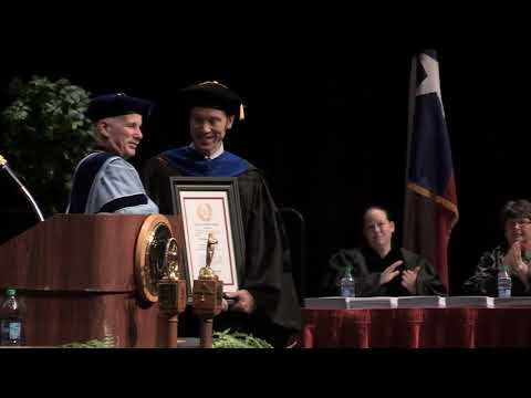 UT Austin Cockrell School of Engineering, Fall 2017 Commencement