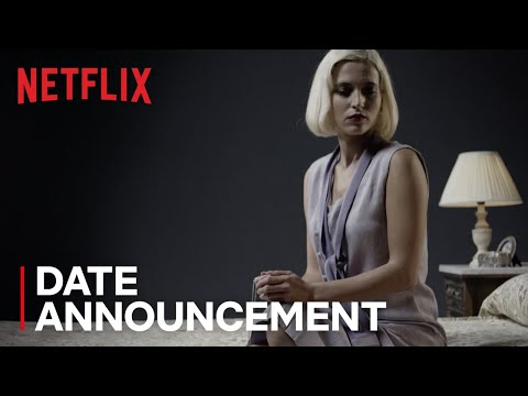 Cable Girls - Season 2 I Date Announcement I Netflix