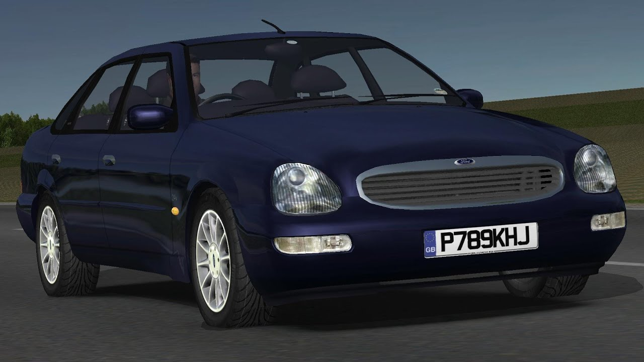 ford scorpio 3 0 cosworth drive links racer free game. Black Bedroom Furniture Sets. Home Design Ideas