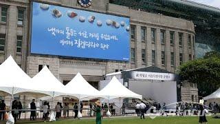 2020.07.12일 서울 시청 앞 메이킹 영상