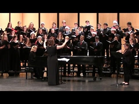 Dec. 4, 2015: First Half of Fort Lewis College Holiday Concert