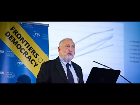 Joseph Stiglitz Says Liberal Democracy Key to Shared Prosperity