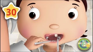 Going To The Dentist Song! | Kids Songs | Little Baby Bum | The After School Club