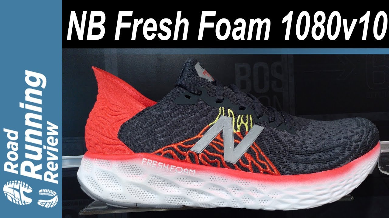 New Balance Fresh Foam 1080v10 Preview | ¡Cambio espectacular!